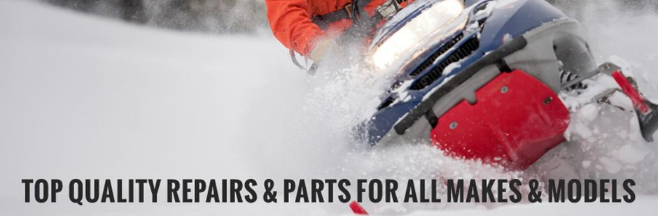 Top quality repairs & parts for all makes & models | Snowmobile